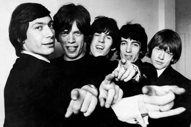 Rolling Stones 60s