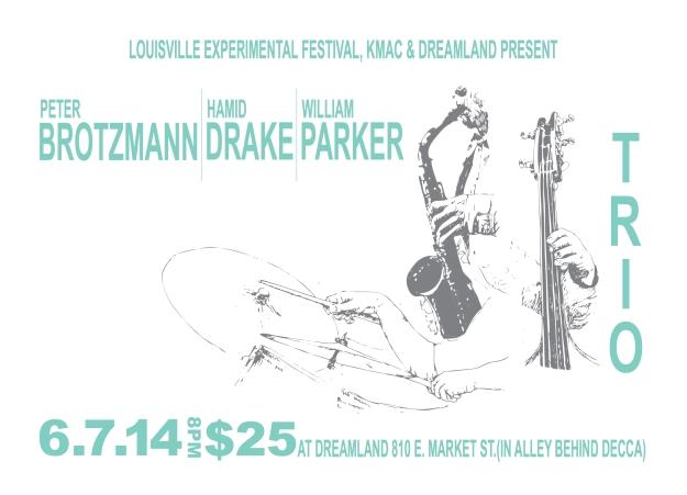 Dreamland show poster